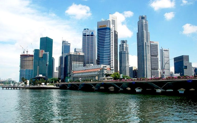 Jobs in Singapore, Global financial and trading hub